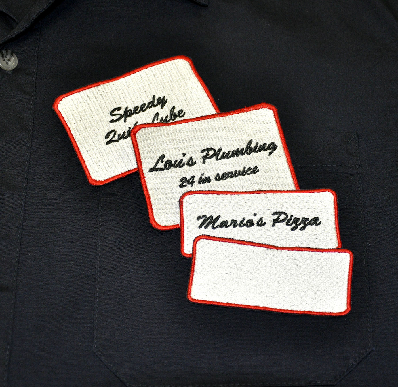 Free download mechanics shirts with name patch programs for Mechanic shirts custom name patch
